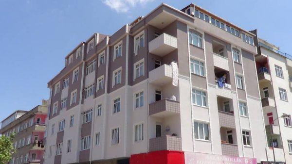 pendik mantolama kardelen apartmanı
