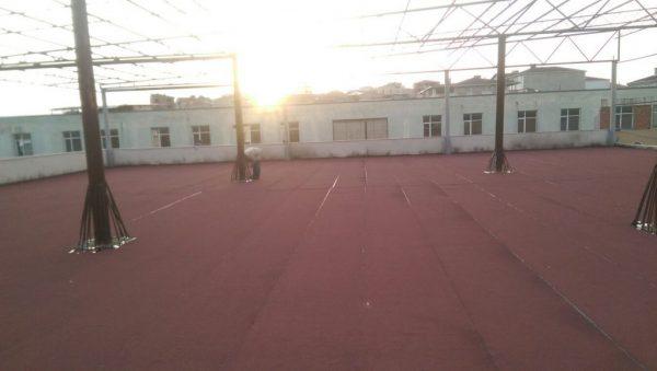 çatı izolasyon